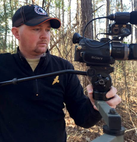 The Importance of the Camera Arm for Filming Your Hunt